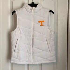 Tennessee Vols puffy vest